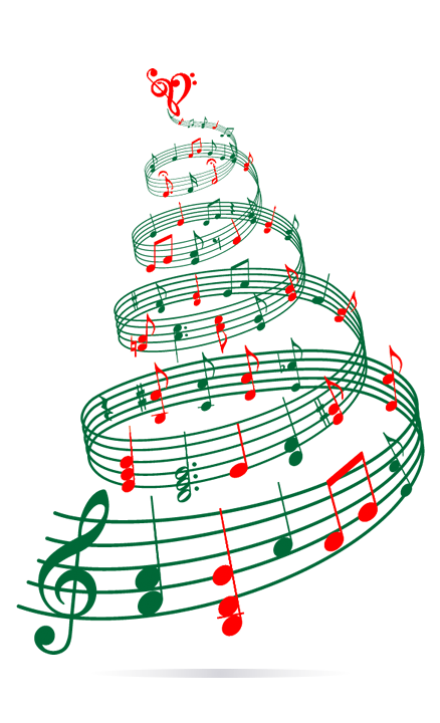 Christmas music png. Best playlist collectibles website