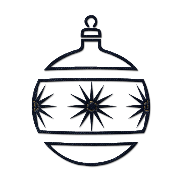 collection of christmas. It vector ornament jpg royalty free download