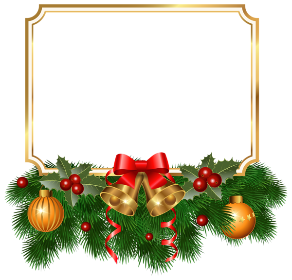 Christmas ornaments border png. Gallery