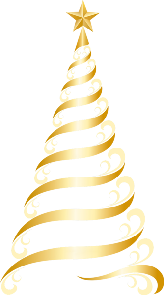 Modern Christmas Tree Transparent Png Clipart Free Download Ya