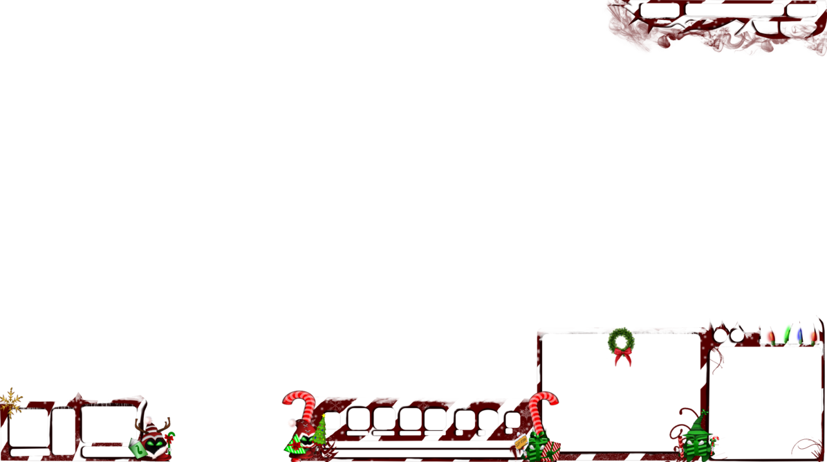 Christmas overlays png. Minions league of legends