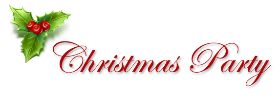 Party word png. Xmas transparent images pluspng