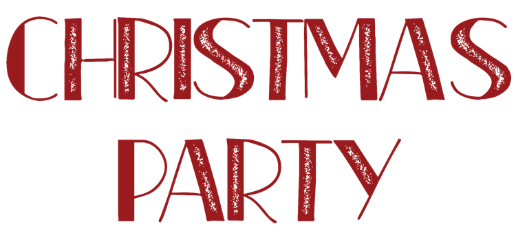 Christmas party png
