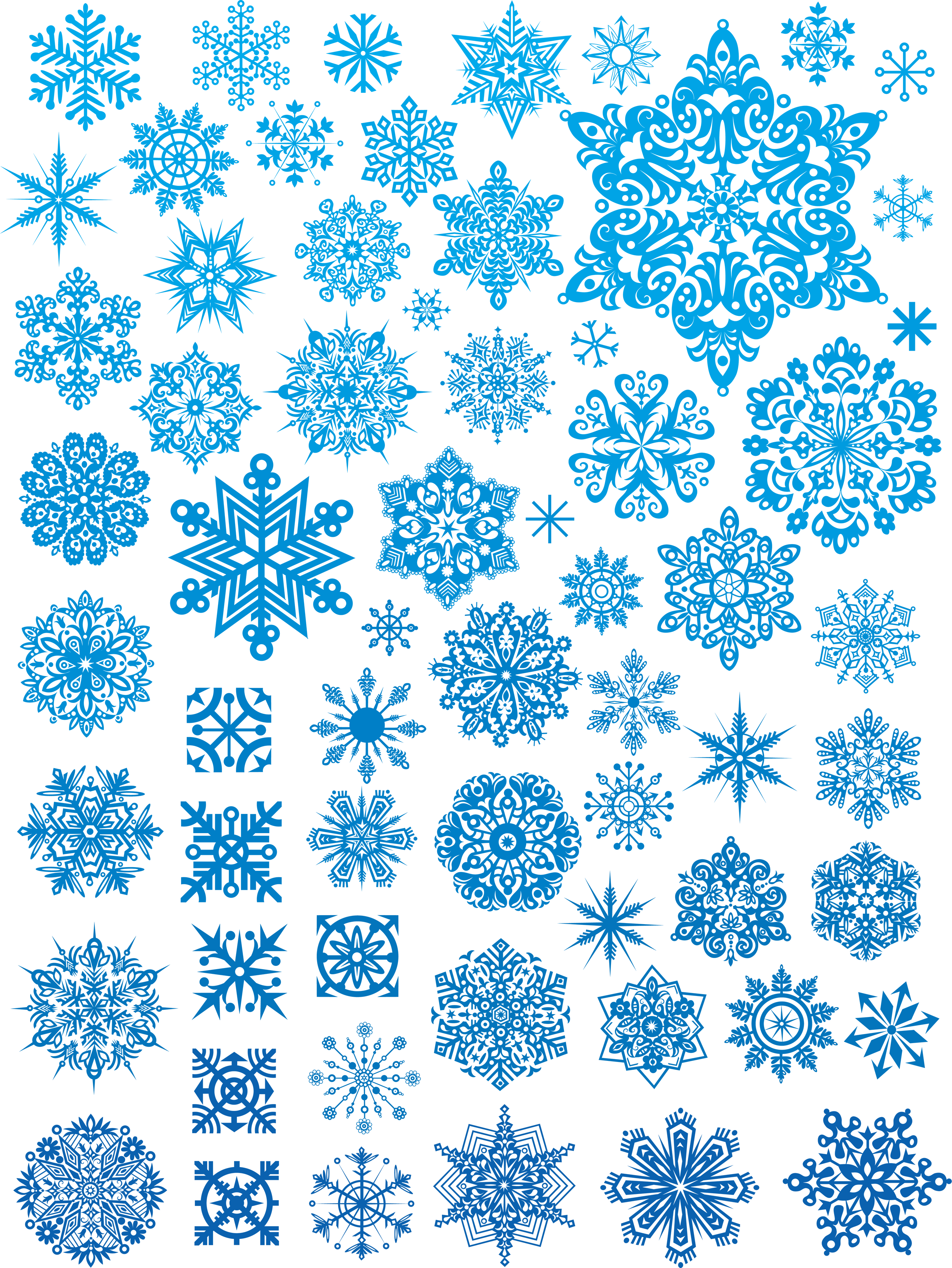 Christmas pattern png. Snowflakes image pinterest tattoo