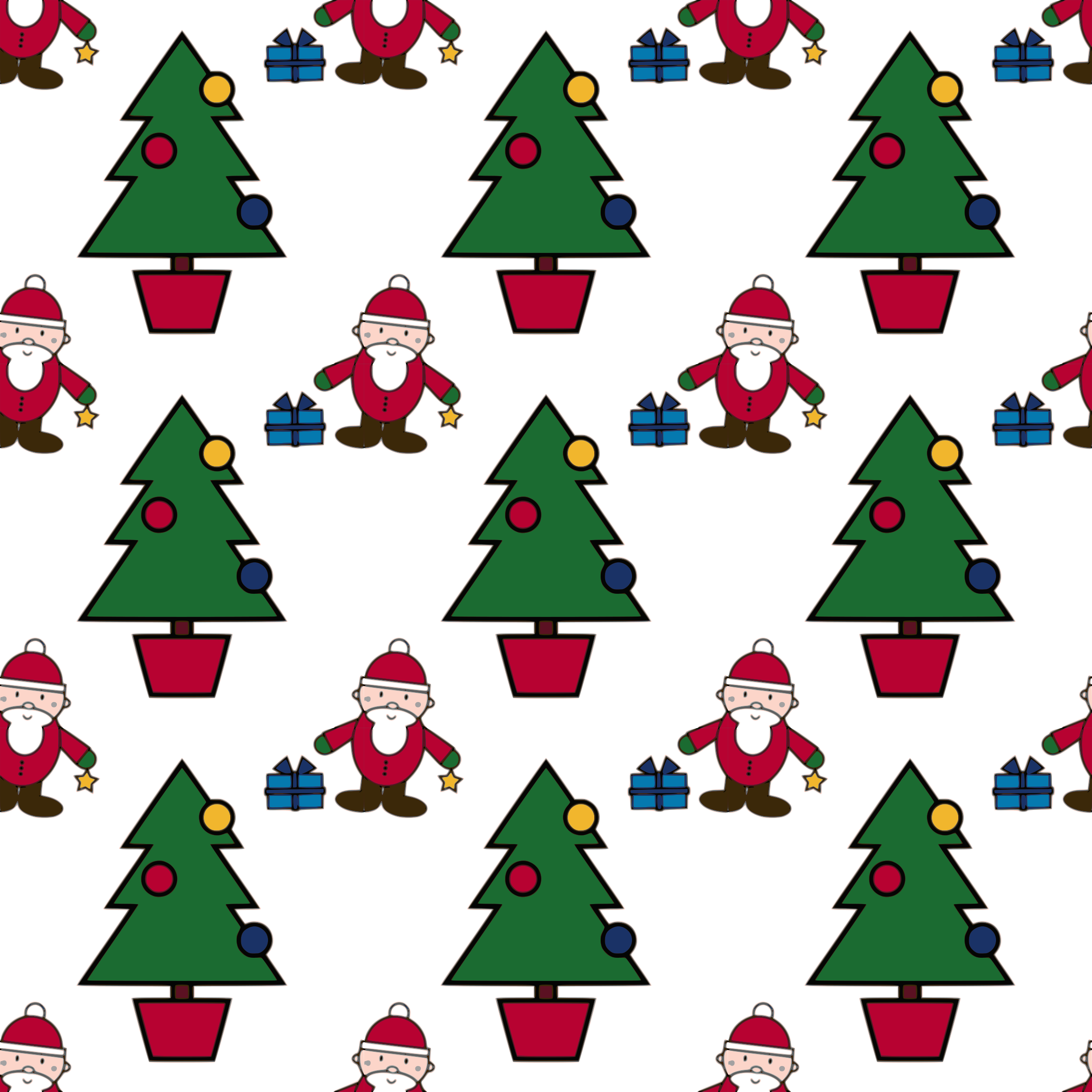 christmas patterns png