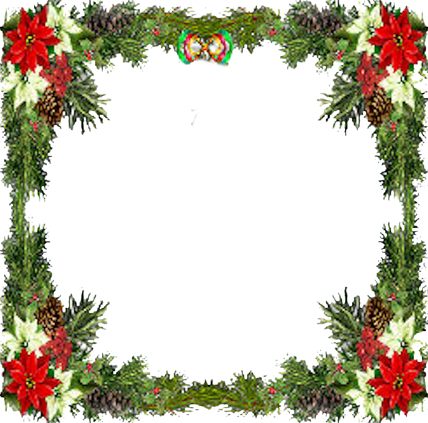 Christmas photo frame png. Free icons and backgrounds