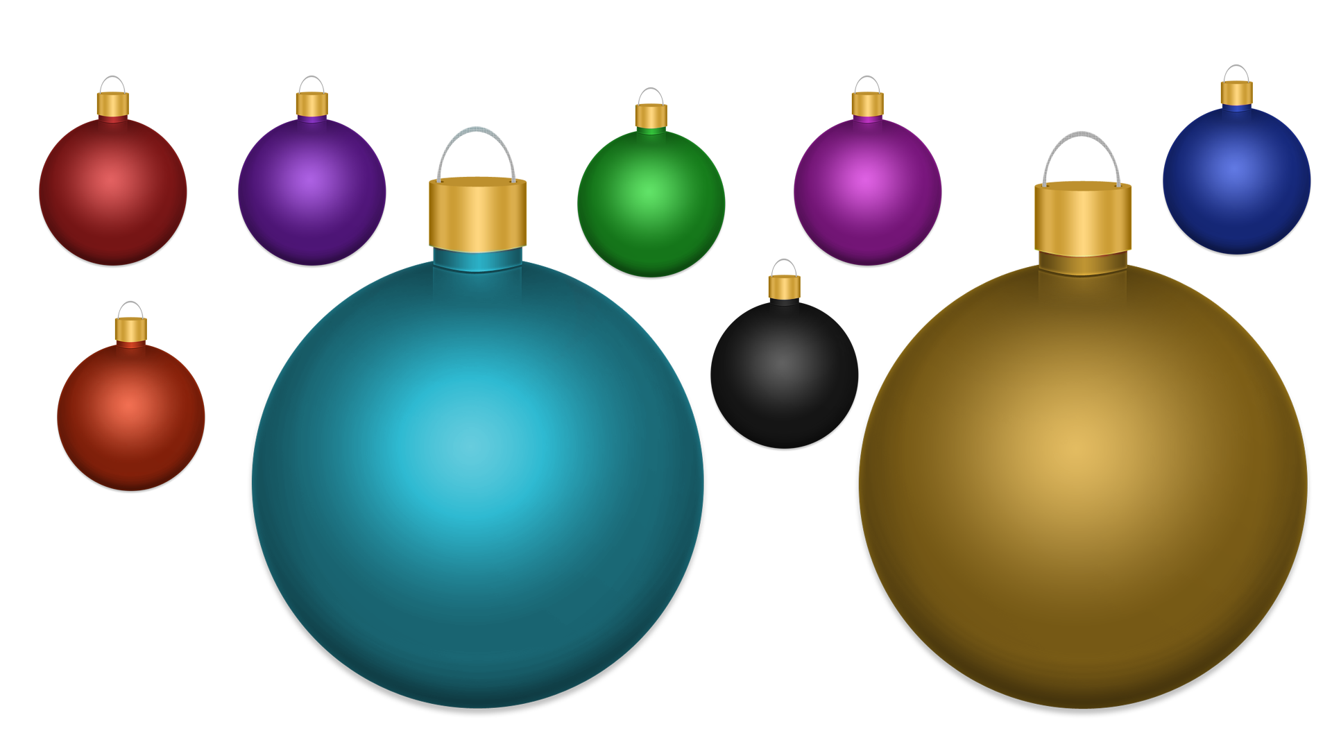 Christmas photo ornaments png. Free tree download clip