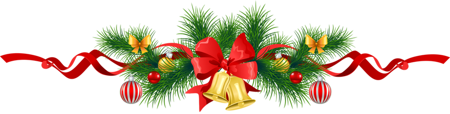 Christmas pine garland icon png. Image transparent with gold