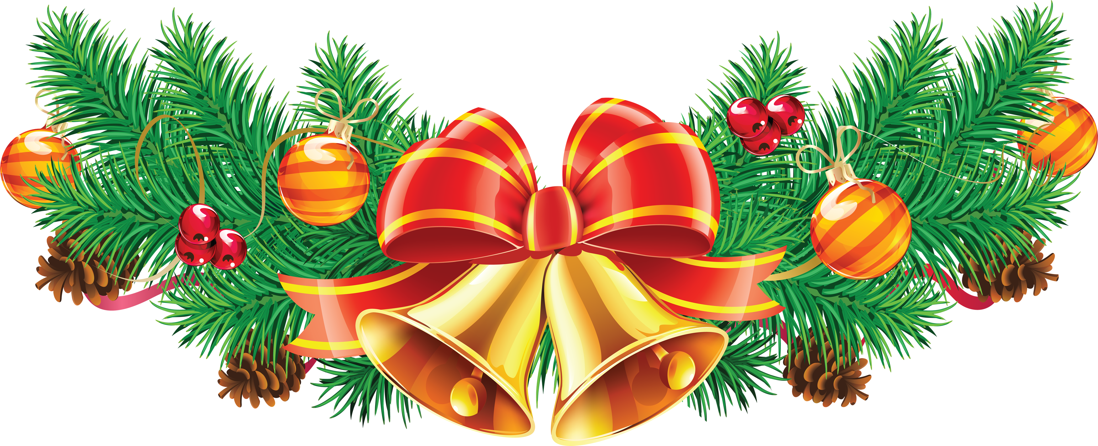 Christmas png. High resolution clipart free