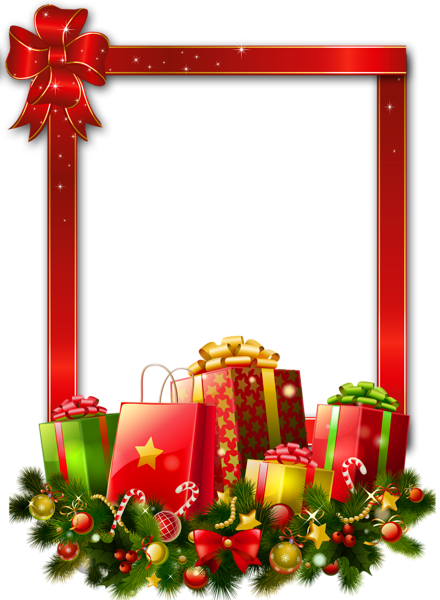Tag clipart merry christmas. Presents free transparent red