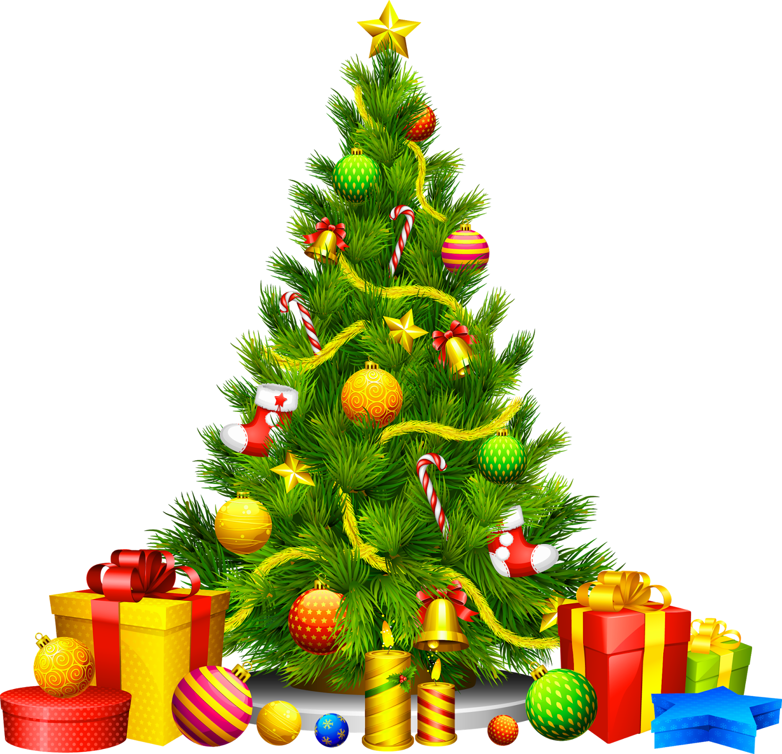 Christmas png picsart. Tree transparent nik creation