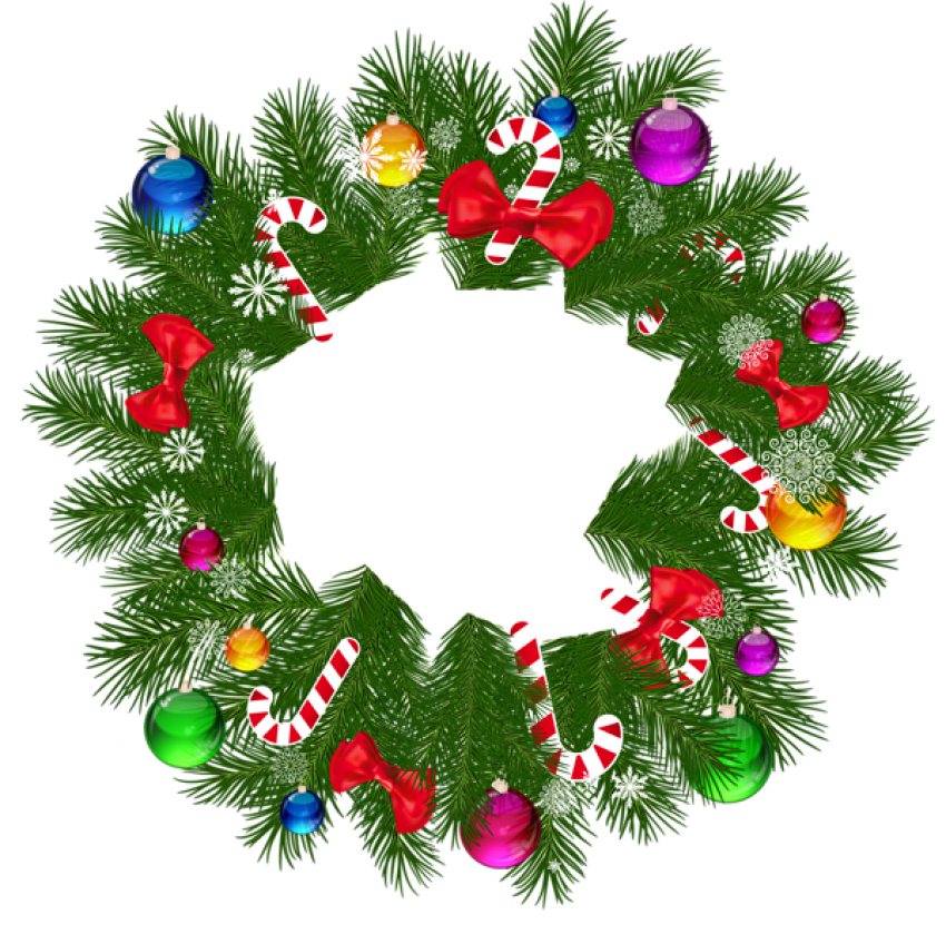 Christmas png wreath. Free images toppng transparent