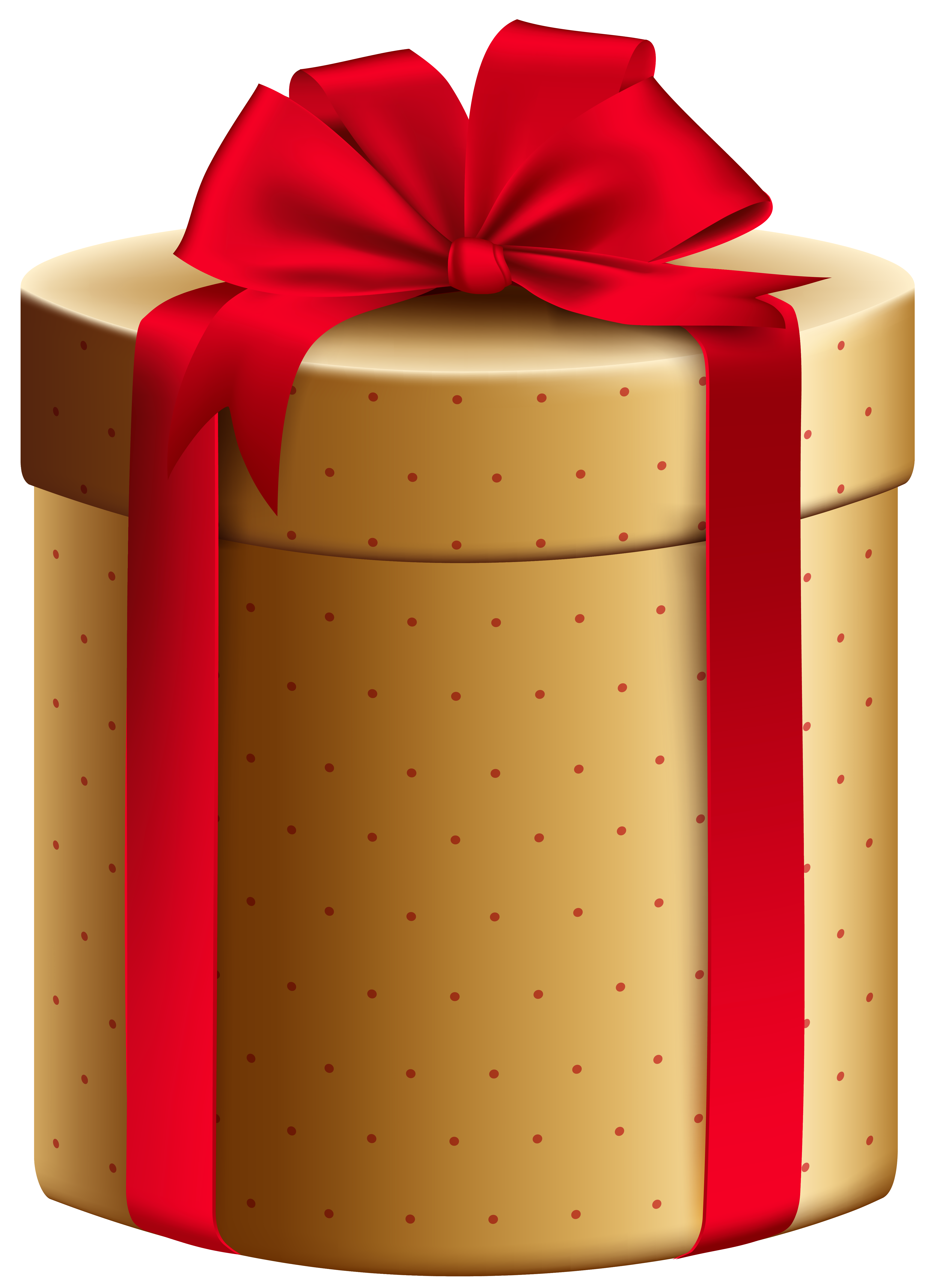 Vector presents gift clipart. Gold red box png