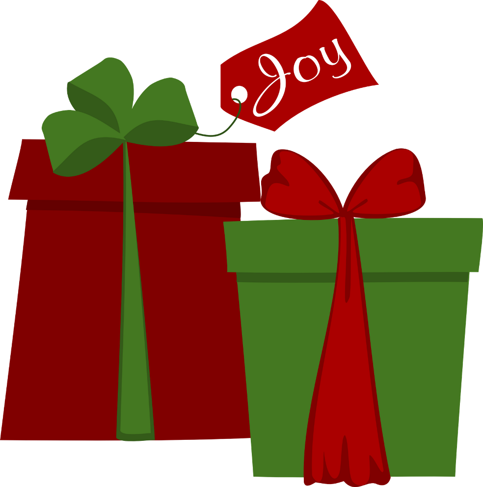 Holiday presents png. Christmas clip art find