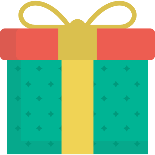 Christmas present tag png. Presents birthday and party