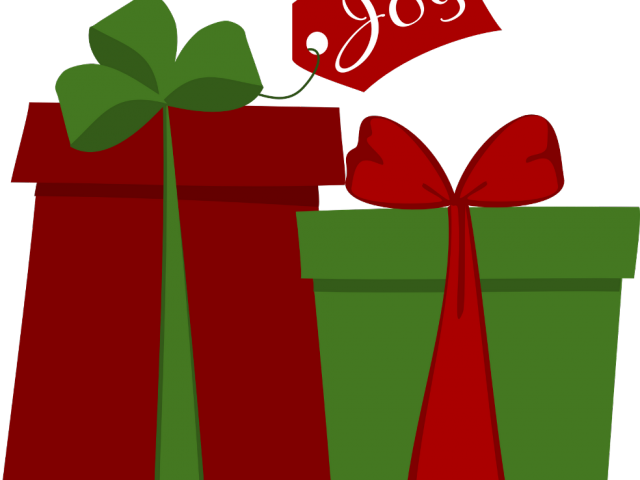 Christmas Gift Clipart Free.Christmas Presents Transparent Png Clipart Free Download Ywd