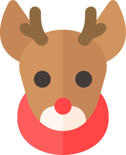 Christmas reindeer antlers png. Accessories horn animals icon