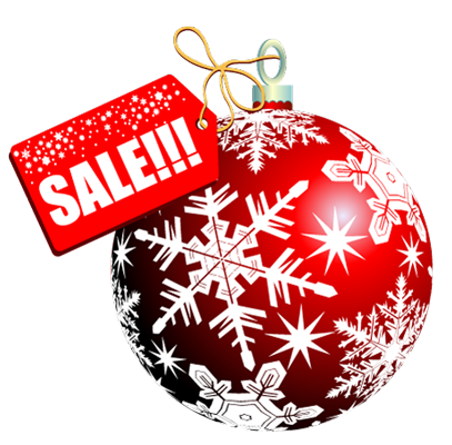 holiday sale logo png