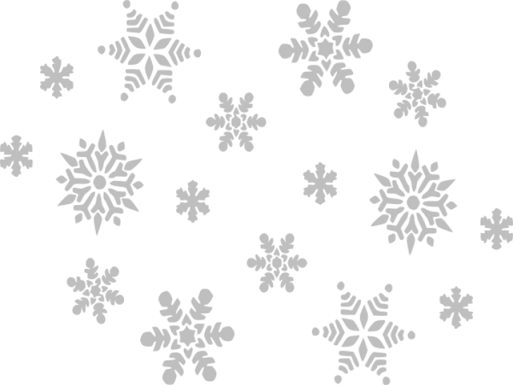 Christmas snowflakes png. Diy design pictures clip
