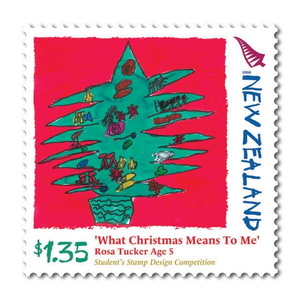 Christmas stamp png. Design a competition new