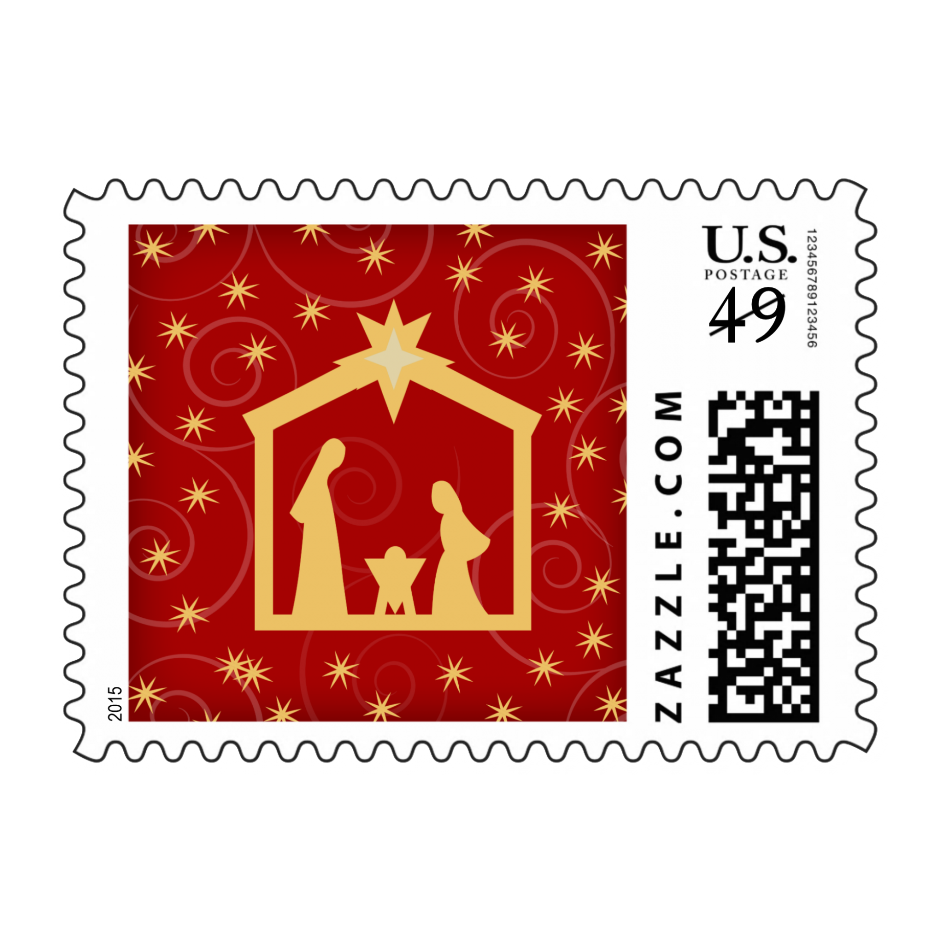 Christmas stamp png. Make the most of