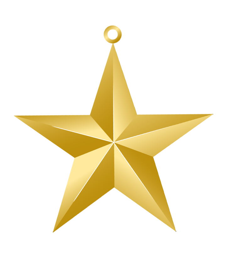 Christmas star png. Gold ornament picture gallery