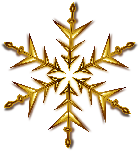 Christmas star png transparent background. Gold pic mart