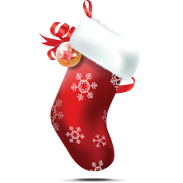 Stocking vector white. Free christmas image download