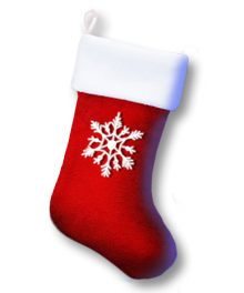 Christmas Stockings Png.Christmas Stocking Transparent Png Clipart Free Download