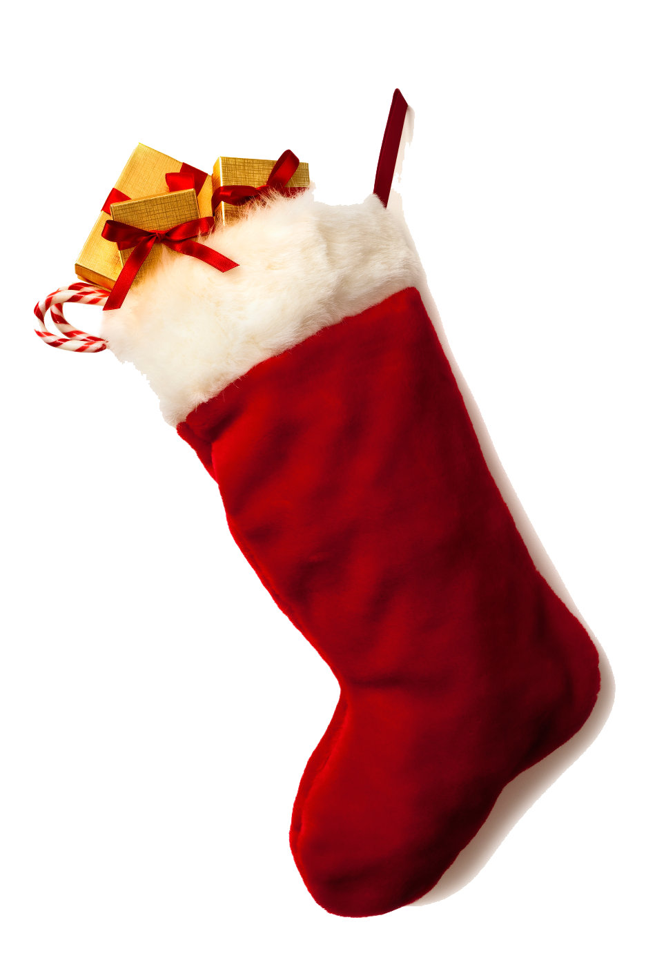 Christmas stocking png. Clipart mart