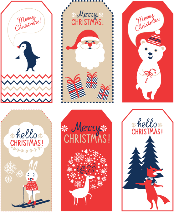 Christmas Gift Tag Png.Holiday Gift Tags Transparent Png Clipart Free Download Ywd