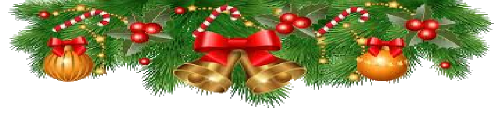 Christmas top border png. Ornaments borders fast lunchrock