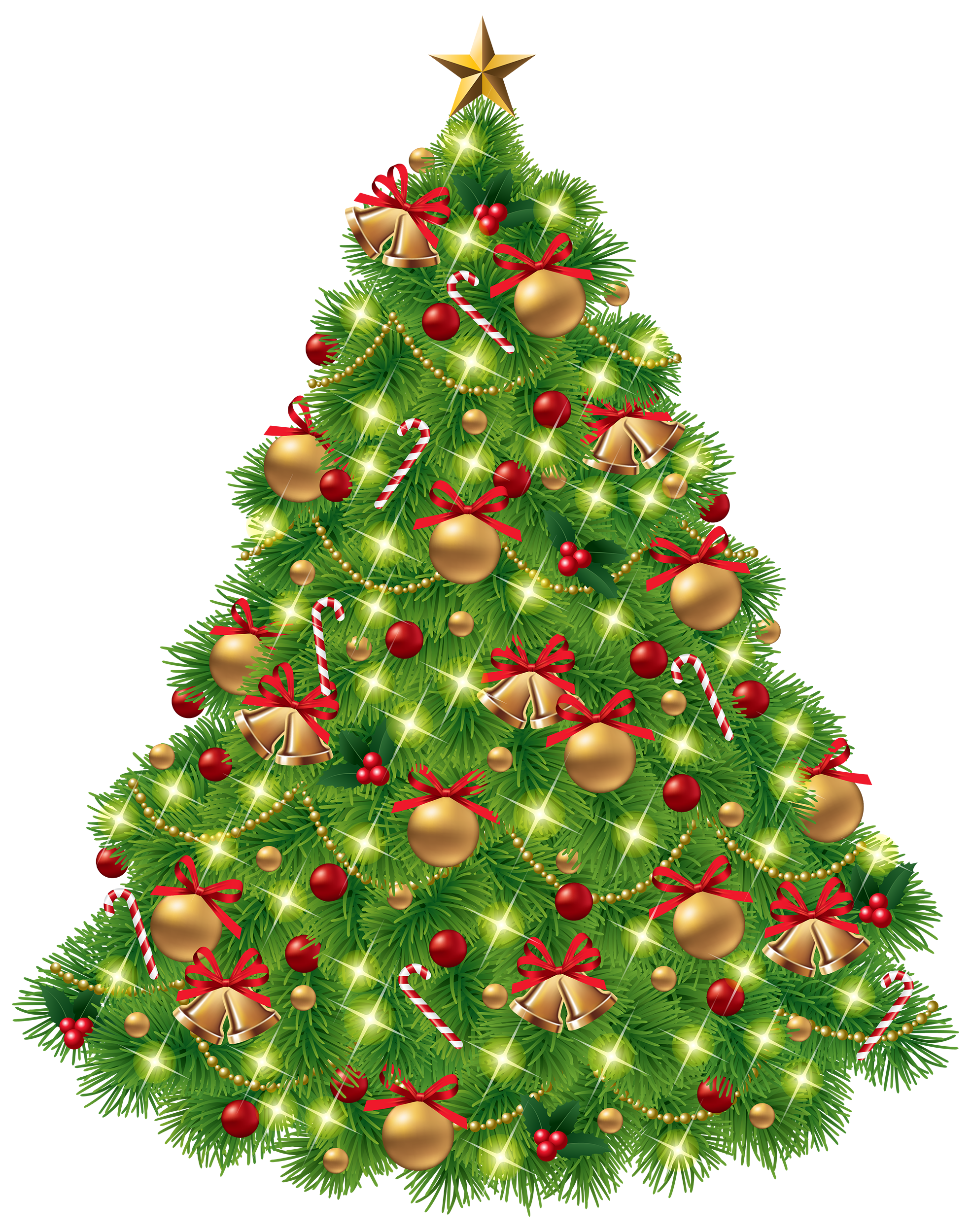 Christmas tree clip art png. Clipart best web