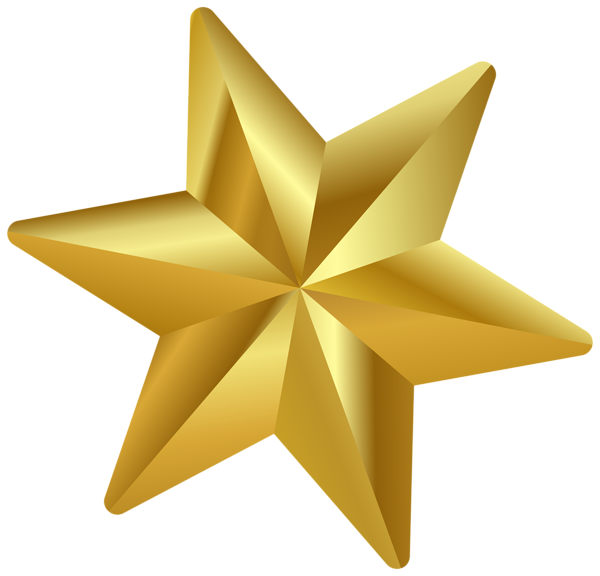 Holiday stars png. Christmas star clipart image