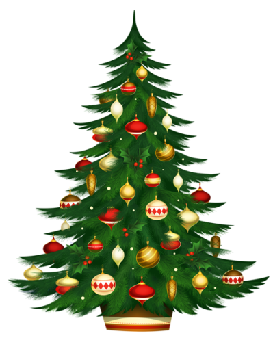 Christmas Tree Background Transparent Png Clipart Free Download