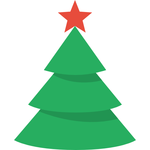 Icons free and backgrounds. Christmas tree vector png clip art library library