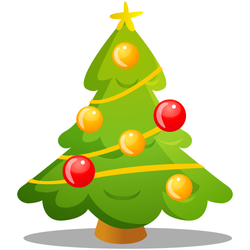 Icons free icon download. Christmas tree vector png clip freeuse download