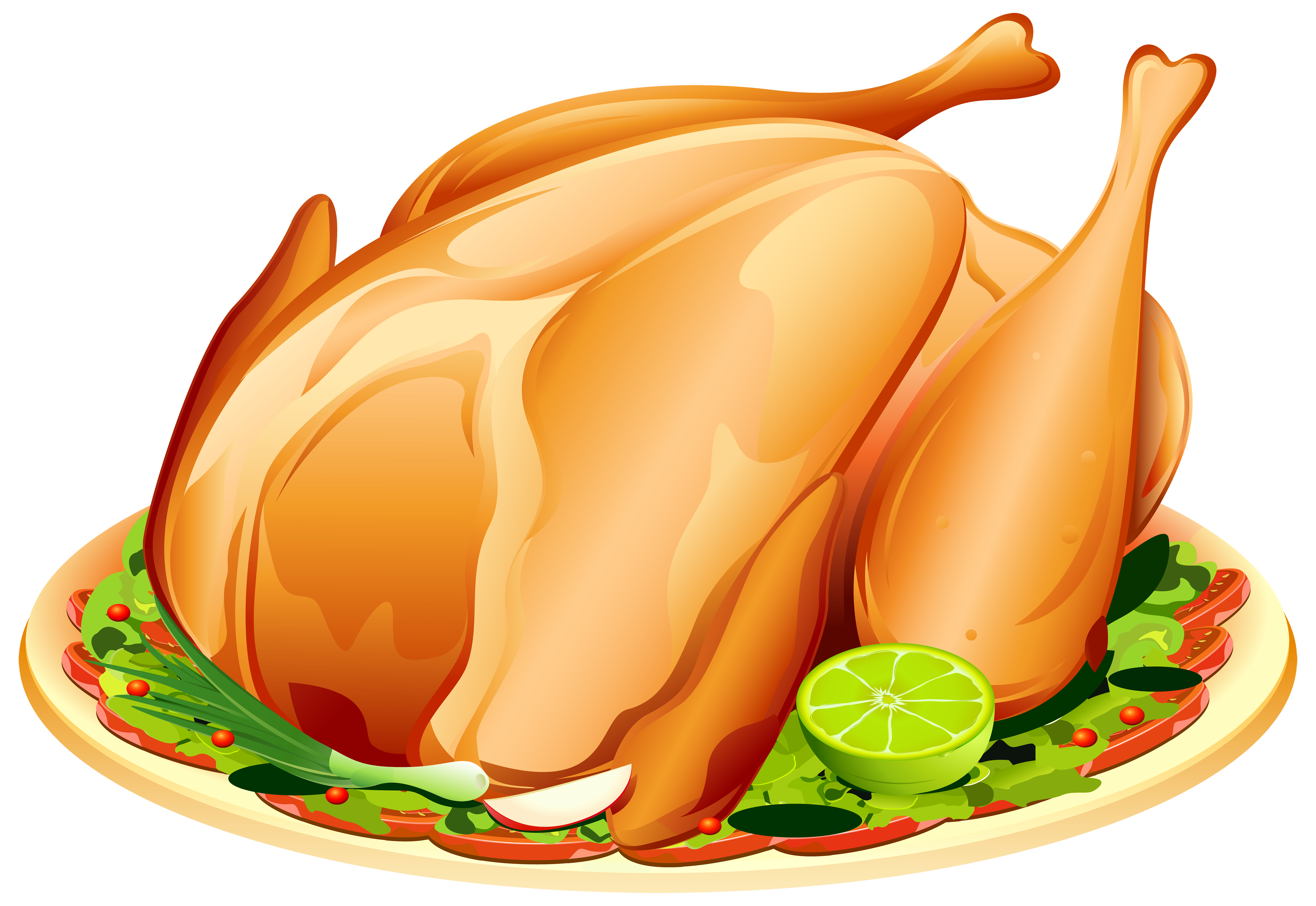 Christmas turkey png. Collection of clipart