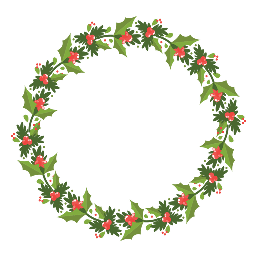 Drawing ovals wreath. Floral watercolor frame creator