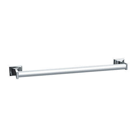 Chrome bar png. Towel round surface mounted