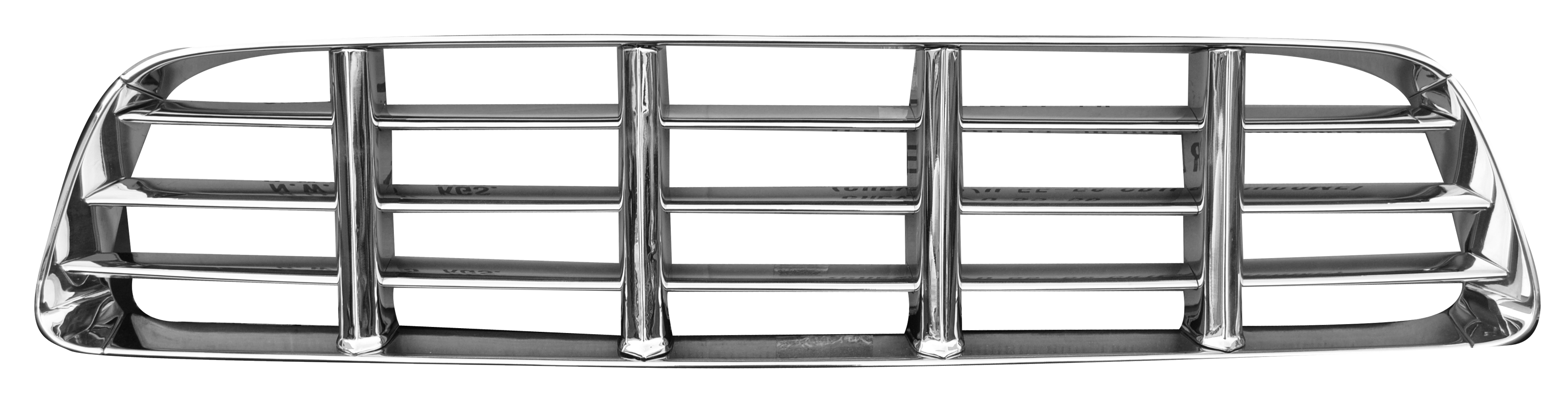 Chrome grille png. C assembly nsane