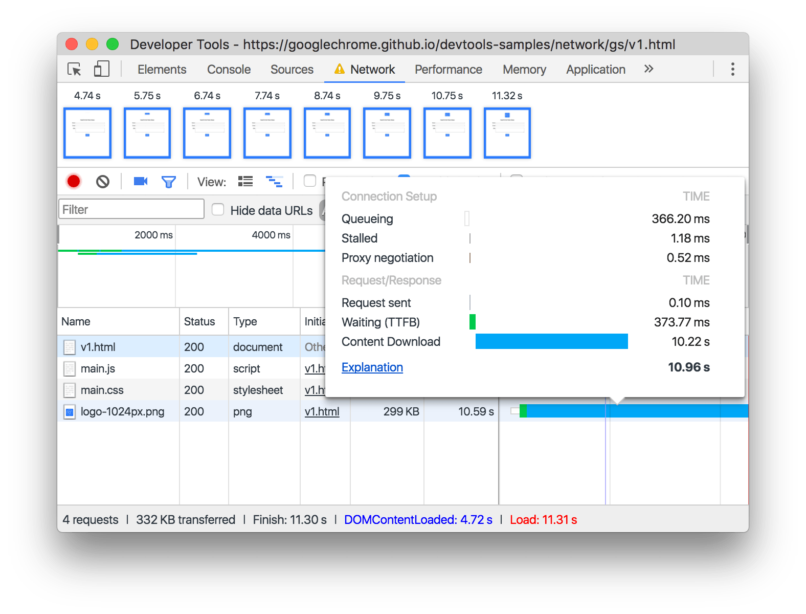 Chrome html to png. Get started with analyzing