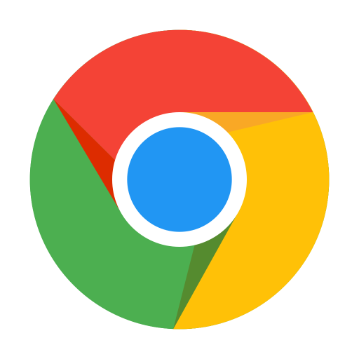 Chrome svg. Icon free social media