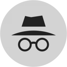 Chrome incognito png. Why and how privacy
