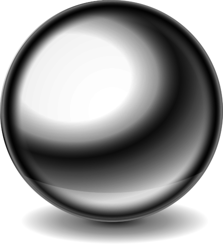 Chrome metal ball png. Images of spacehero fileshiny