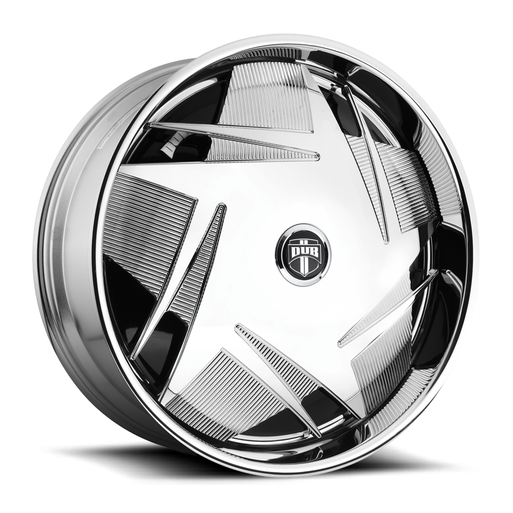 Chrome metal ball png. Fluted s dub wheels