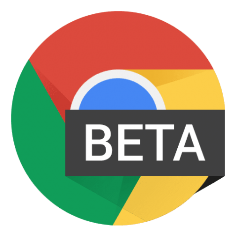 Chrome png. Beta icon android lollipop