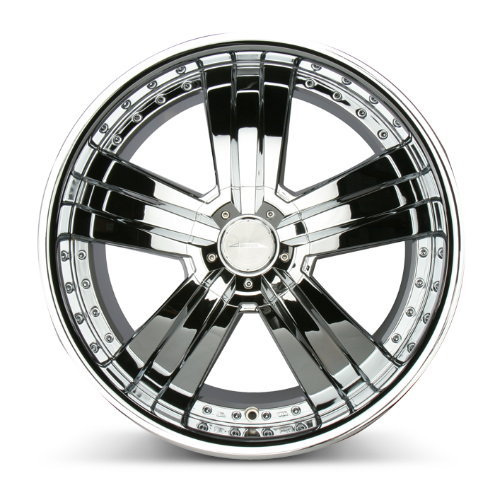 chrome wheels png
