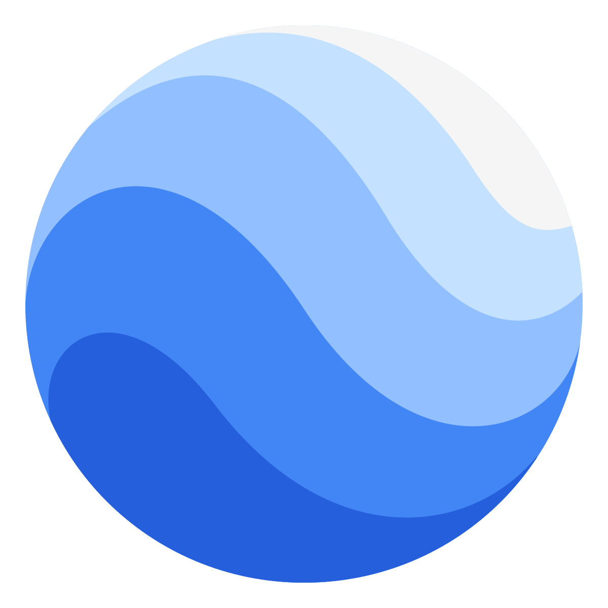 planet svg water paint