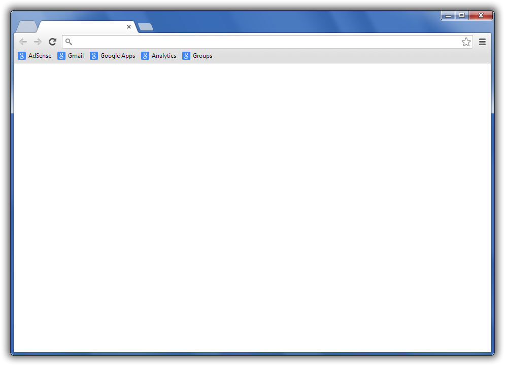 Chrome tab png. Solved google start page